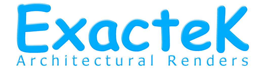 Architectural Rendering & 3D Modeling Logo